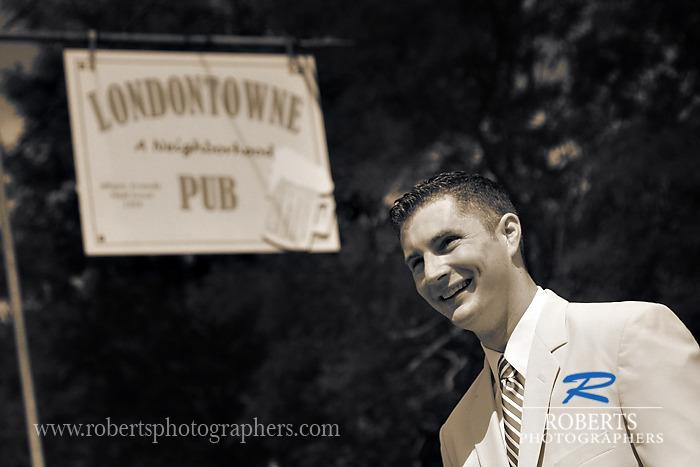 maryland wedding photographer, Londontown public gardens